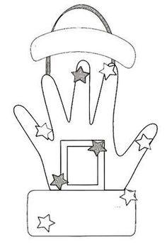Sunday School Crafts For Kids, Mothers Day Crafts For Kids, Fathers Day Crafts, How To Make Invitations, Teaching Religion, Kindergarten Art Projects, Handprint Art, Valentines Art, Dad Day