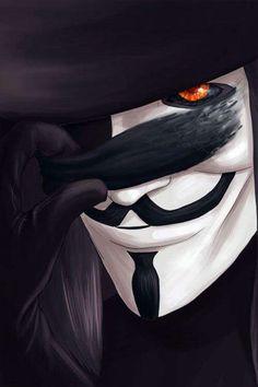 V For Vendetta Tattoo, Vendetta Mask, Hacker Wallpaper, Pop Art Wallpaper, Gas Mask Art, Masks Art, V For Vendeta, Vendetta Quotes, Badass Movie