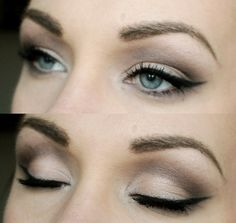 make your eyes appear deeper set by enhancing your crease.