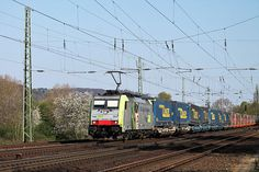 Trains and locomotive database and news portal about modern electric locomotives, made in Europe. Swiss Railways, Train Engines, Electric Locomotive, Trains, Diesel, German, Europe, Cars, Magdeburg