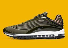 First Look: Skepta x Nike Air Max Deluxe Sneaker Freaker