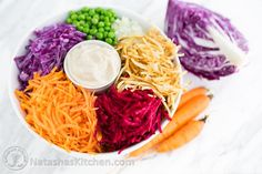 This Russian beet salad is always a hit at holiday parties and church potlucks and it s easy peasy natashaskitchen Russian Beet Salad, Red Cabbage Salad, Protein Lunch, Raw Beets, Beet Salad Recipes, Raw Potato, Work Meals, Cooking Recipes, Healthy Recipes