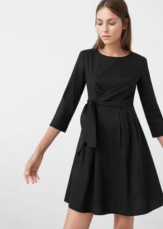 Vestido popelín | MNG