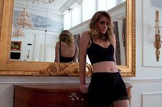 BRUNO NOWI fall/ winter 2014 underwear - bra, shorts