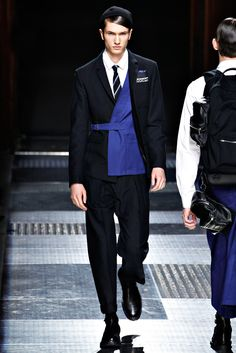 Kris Van Assche Fall 2012 Menswear - Collection - Gallery - Style.com