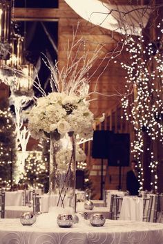 WEDDING INSPIRATION: 10 x trouwen in een winter wonderland | Fashion | Annicvw.com