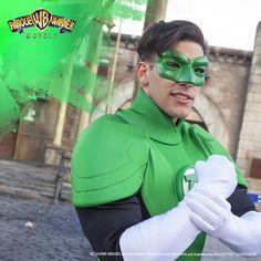 #LigadelaJusticiaPW ¿Cómo consigue #GreenLatern su poder?