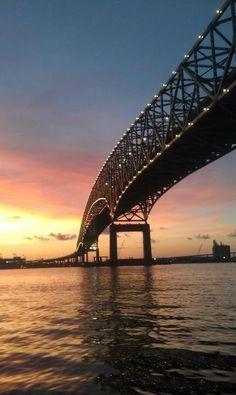 Hart Bridge -    Downtown Jacksonville Florida