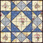 Quilts To Be Stitched - Eight patch quilt patterns.  Square and Stars