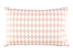 Cushion pink diamonds.  Perfect way to decorate the sofa. Pillow is included. You can combine it with many other products to create an harmonious decoration.  Designed and made in Spain