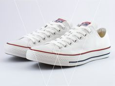 Learn how to spot fake Converse Low Top's with this detailed 32 point step-by-step guide by goVerify. Converse Chuck Taylor All Star, Converse All Star, Converse Low Tops, Step Guide, Vans, Sneakers, Ebay, Shoes, Tennis