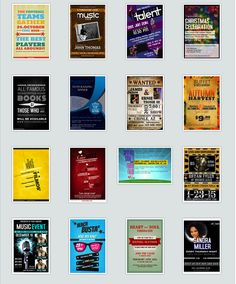 6 Great Tools to Create Educational Flyers and Posters for Your Class ~ Educational Technology and Mobile Learning