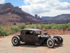 Rat rod coupe, defiantly dig this