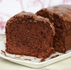 Schoko-Gewürz-Kuchen aus selbst gemachter Backmischung