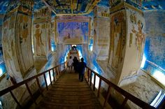Tomb of Ramses V and VI, Valley of the Kings Egypt :) Posted by: Mahmoud Yousef