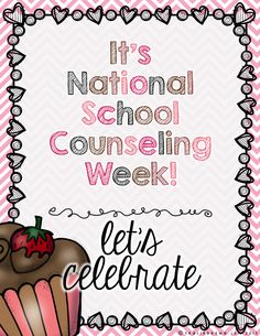 This sweet treats themed bundle is a great way to show the school counselors you love and how much you appreciate them!