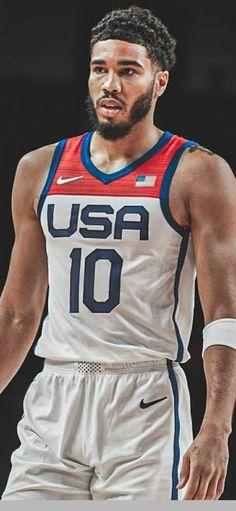 Nba Players, Basketball Players, Jayson Tatum, Boston Sports, Team Usa, Beautiful People, Wallpapers, Tops, Fashion
