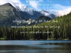 ▶ Rocky Mountain High +Lyrics (John Denver) - YouTube