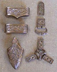 sword scabbard chape