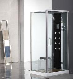 Box doccia idromassaggio modello Lux Glass 1 - per un angolo di relax nel bagno di casa tua! Lockers, Locker Storage, Divider, Relax, Cabinet, Room, Furniture, Home Decor, Clothes Stand