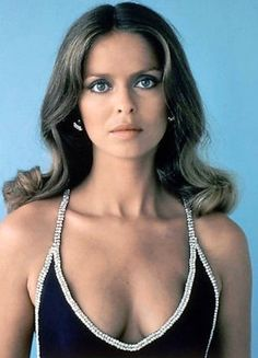 Barbara Bach for 'The Spy Who Loved Me', 1977
