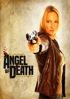 Poster of Angel of Death 2009 HDRip 480p Dual Audio 300Mb