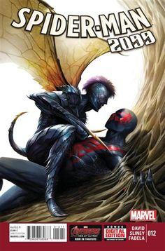 Spider-Man 2099 Vol 2 #1-12 [2014-2015] Free Download