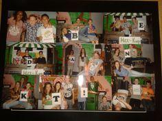 Bedankt cadeau voor de school/ de meesters en juffen. Leuke herinnering aan de schoolverlaters van groep 8!