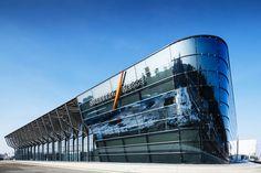 Galería de Zaha Hadid Architects comienza construcción del NürnbergMesse Hall 3C en Alemania - 2