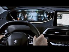 2017 Peugeot 3008 GT - interior Exterior and Drive - YouTube