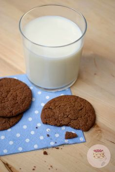 Galletas de nocilla / Nutela cookies