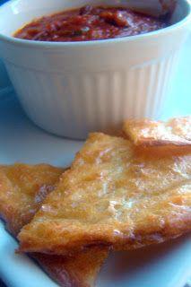 Cheesy Bread!! (grain-free : primal : gluten-free)
