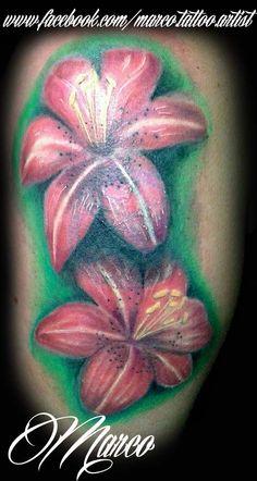 tattoo, tatuagem,  flower, flor, coverup, cover