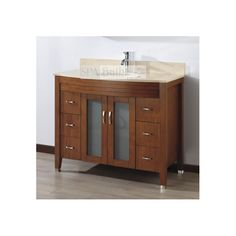 "45 Inch Bathroom Vanities manhattan 42"" single sink vanitymission hills® my new vanities"