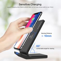 Handy-zubehör Hoco Drahtlose Ladegerät Für Iphone X Xr Xs 8 Qi Wireless Charging Pad Für Samsung S9 S8 Plus Xiao Mi Mi 9 Usb Handy Ladegerät