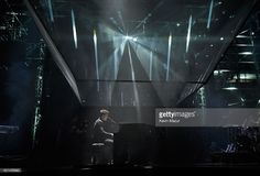 Shawn Mendes performs on stage at the MTV Europe Music Awards 2016 on November 6, 2016 in Rotterdam, Netherlands.