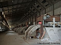 Eastalco Alcoa Works, Adamstown MD - Matthew Christopher Murray's Abandoned America