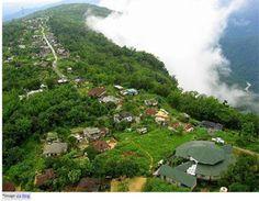 Cherrapunji–One-Season Tourist Destination of India