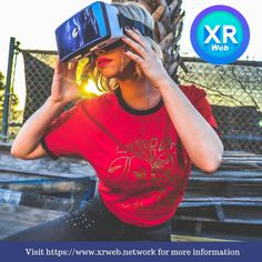 XR Web is a decentralized network protocol for XR applications that turns physical space into an encrypted and secured internet space that can be displayed, projected, and transacted. Advertising Networks, Mobile Advertising, Fastest Growing Industries, Global Mobile, Ar Technology, Chrome Extensions, Change Picture, Know Your Customer, Social Media Pages