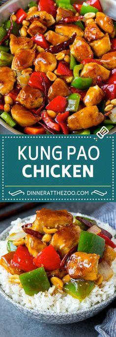 Easy Chicken Recipes, Fish Recipes, Asian Recipes, Healthy Recipes, Recipe Chicken, Chicken Stirfry Recipes, Chicken Stir Fry Marinade, Chinese Food Recipes Chicken, Recipes
