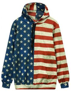 GET $50 NOW | Join RoseGal: Get YOUR $50 NOW!http://www.rosegal.com/sweatshirts-hoodies/front-pocket-american-flag-print-738912.html?seid=6222950rg738912