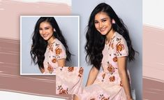 The KarJon Story on Inside Showbiz: Meeting Your Match Miss Independent, Jadine, The Big Four, Aesthetic Photo, Shirt Dress, Blouse, Pageant, Meet You, The Dreamers