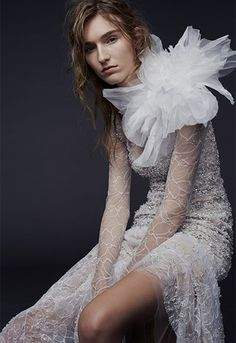 10 of the most pinnable dresses fresh from this week's SS15 Bridal Collections in New York.