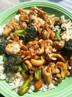 Cashew Chicken | 5 Wives