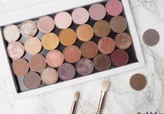 Makeup Geek Collection Review Swatches emilyloula blog
