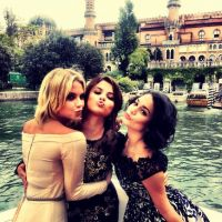 In Venice with Selena Gomez and Ashley Benson <3 Love these lassies!