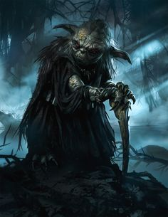"westcoastavengers: "" Dark Yoda | Daryl Mandryk """