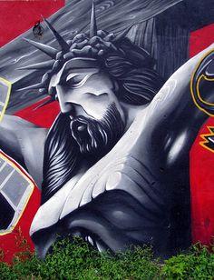 40 Examples Of Powerful Street Art Graffiti At Its Best Graffiti Art, Graffiti Designs, Urban Graffiti, Murals Street Art, Mural Art, Graffiti Lettering, Wall Murals, Amazing Street Art, Amazing Art