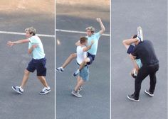 Niall, honey, what are you doing?