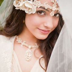 How beautiful?! A rainbow of gorgeous fashion, hair and make-up ideas in our May Day wedding feature.